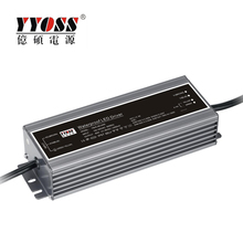 PFC EMC dimmable waterproof led driver 80W 150W power supply 1400ma 700ma 2400ma led street light driver 5 year warranty
