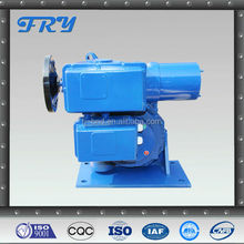 water level control butterfly valve Electric Actuator