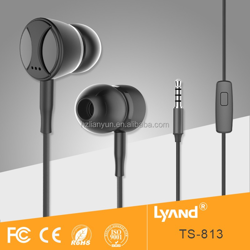 High Quality Earphone Earbuds Headset Headphone Earpod For Samsung S5