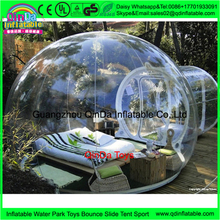 Camping cube tent inflatable camping tent,photobooth bubble tent sleeping pod