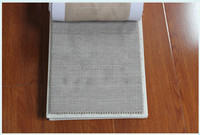 polyester needle punch non woven anti bacterial and flame retardant fabric for automotive trim
