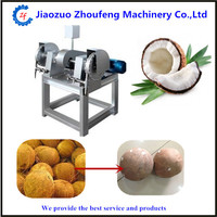 coconut shelling machine,coconut dehusker, peeling machine