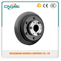 Tyre coupling rubber type flexible transmission parts pump spares