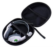 Headphone eva case headset storage carry bag case