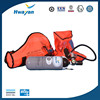 marine MED CCS SOLAS 3L fire fighting steel cylinder EEBD
