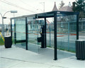 12mm Tempered Toughened Glass For Bus Station