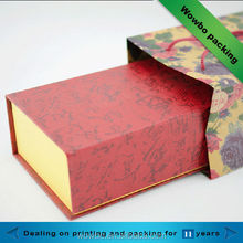 Top popular tea paper box /gift paper packing