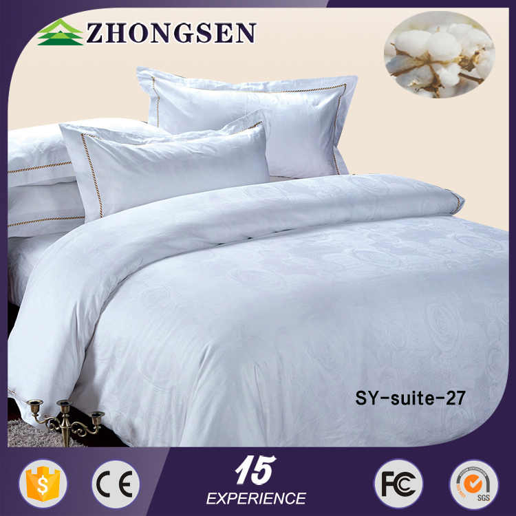 Good quality textile 100%cotton unique bedding adults