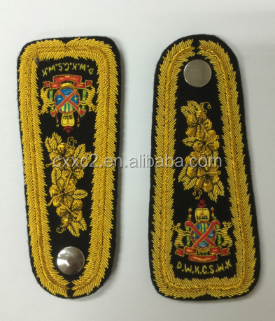 Army Captain Epaulette Shoulder Board for Malaysia