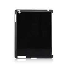 SIngle bottom case PC material shell protective back cover for ipad3