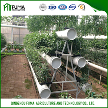 Modern Greenhouse Vertical Hydroponic Grow Systems