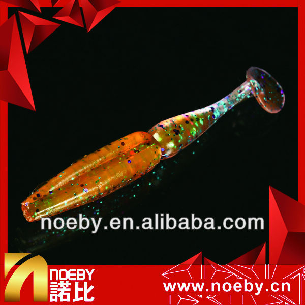 NOEBY 12.5cm 15g Artificial Sea Rubber Soft Fishing Baits