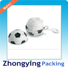 High Quality Plastic Soccer Opened Ball, Plastic Football Open Ball