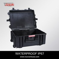 Waterproof Heavy Duty Electrical Large Plastic Tool Boxes