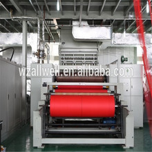 Made in china non-woven fabric equipment machinery/ non woven fabric bag making machines