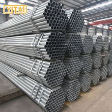 Hot dip 2 inch galvanized tube steel pipe for greenhouse