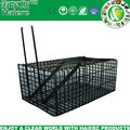Factory Metal Wire Mouse Cage Mouse Humane Live Trap Cage