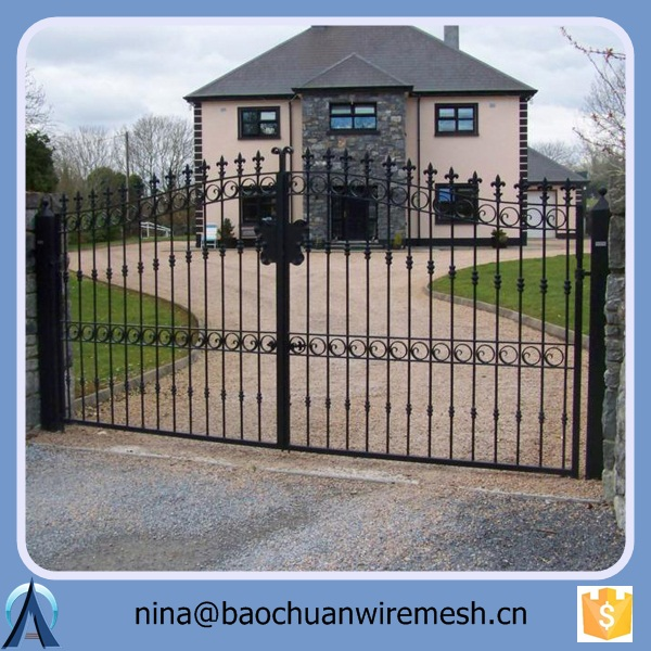 Modern Steel Gates Design Manufacturer