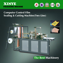 Heat Sealing & Cool Cutting Bag Making Machine