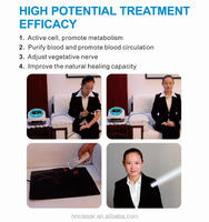 Hot selling electrostatic potential therapy machine for bone & joint pain, insomnia & headache, reducing fat