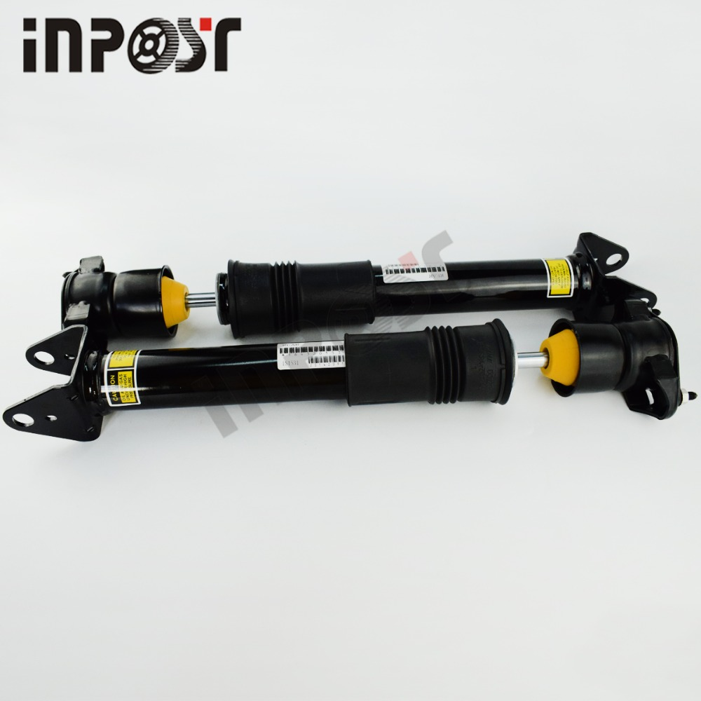 Rear Shock Absorber For Mercedes ML-Class W164 / GL-Class X164, 1643201531, 1643202631
