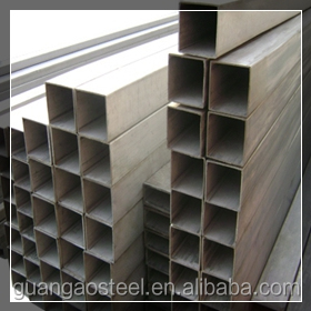 Prime quality Supplier grade 316stainless steel square tubes reasonable price China