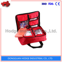 Camping Home Medical First Aid Kit emergency trauma bags