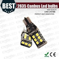 Hot sale t15 921 12v 24v car auto led light bulb accessories