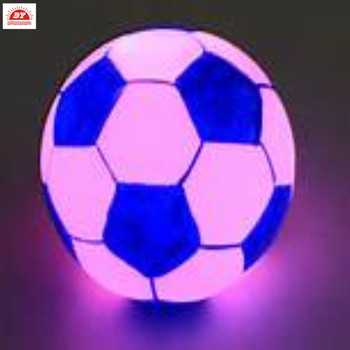 ICTI factory China wholesale led football