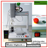 precision automatic soldering machine for led module/sip/automotive electronics
