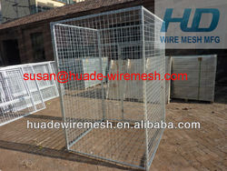 dog kennel panel/5ft dog kennel cage/1.8x1.2m dog fence