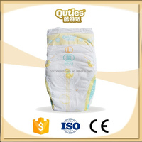 2015 Hot Sexy Wet Indicator Printed Child and Baby Fine Diapers