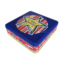 wholesale gift packaging box small tin container
