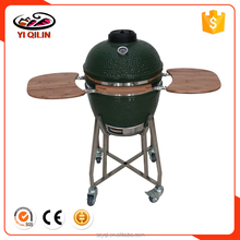 2017 YQL xl big green ceramic kamado smoker