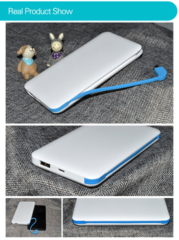 Manufacturer wholesale power bank 10000mah