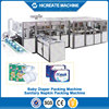 Top Manufacturer Auto sanitary pad making machine with top quality