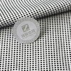 Jacquard suit fabric jacquard elastic grid yarn dyed with poly and rayon fabric for man suit