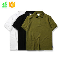 Golf Small Embroidery Polo T Shirt Wholesale