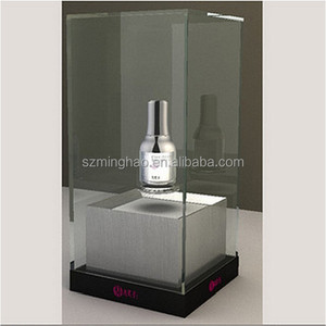 acrylic magnetic levitating display stand, magnetic floating display stand