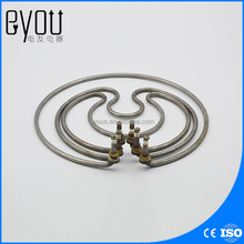 soup/porridge cooker electric heat pipe , Kitchen Appliance SUS304 edible stainless steel heater element, one set 9000W