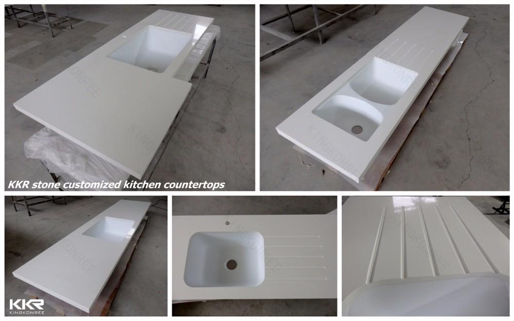 beveled og edge cream colored quartz countertops, View cream colored ...
