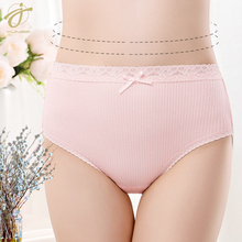 Best sell Anti-Static Custom color 100% Cotton mature women women sexy underwear