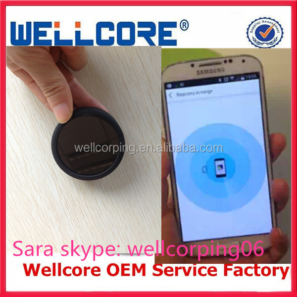 High Quality Hot Selling Cheap TI Cc2541 Chipset bluetooth beacon with iBeacon technology !