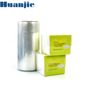 PVC super clear film super transparent shrink film for promotion goods