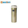 CL1C-B050B comlom 500ml double walled stainless steel + PP stopper+silicon wholesale bullet thermos vacuum flask