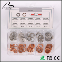 Aluminum washer repair kits, copper washer gasket