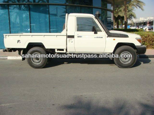 NEW CAR TOYOTA LANDCRUISER PICKUP HZJ79 4.2L DIESEL 4X4