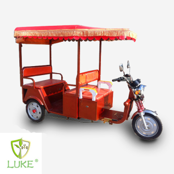 Passengers Electric Battery Rickshaw/Keke Bajaj Electric Tricycle Kits