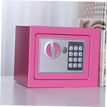 Colorful hotel safe deposit box travel safe box