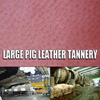 skin natural sofa split leather sofa split lining Pig tanned leather for garment and pants